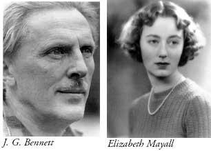 Bennett, Mayall, Gurdjieff, Fourth Way, Lascaux, Atlantis
