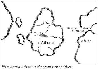 Plato's location of Atlantis, Gurdjieff, Fourth Way, Lascaux